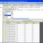 DataLogger Analysis