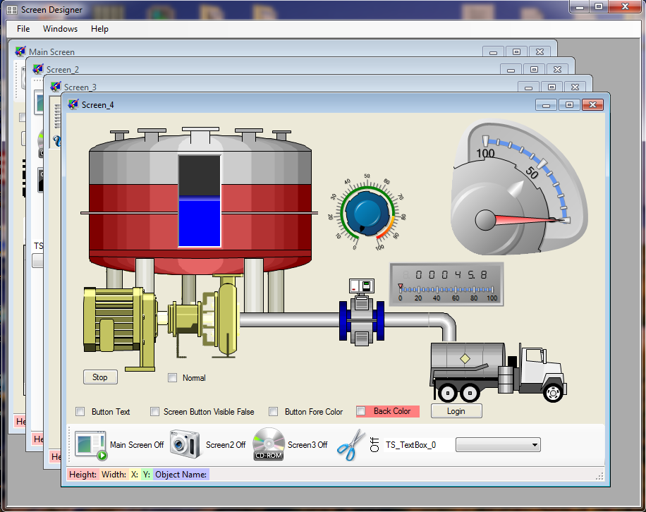 WinTr scada version 5 0 0 features