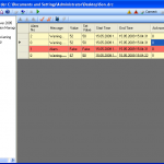DataLogger Alarm