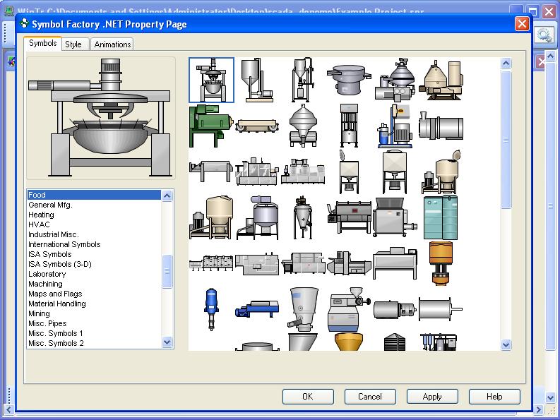 Visual Game Design Software